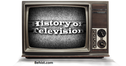 Behind the History of Television 124 Behind History