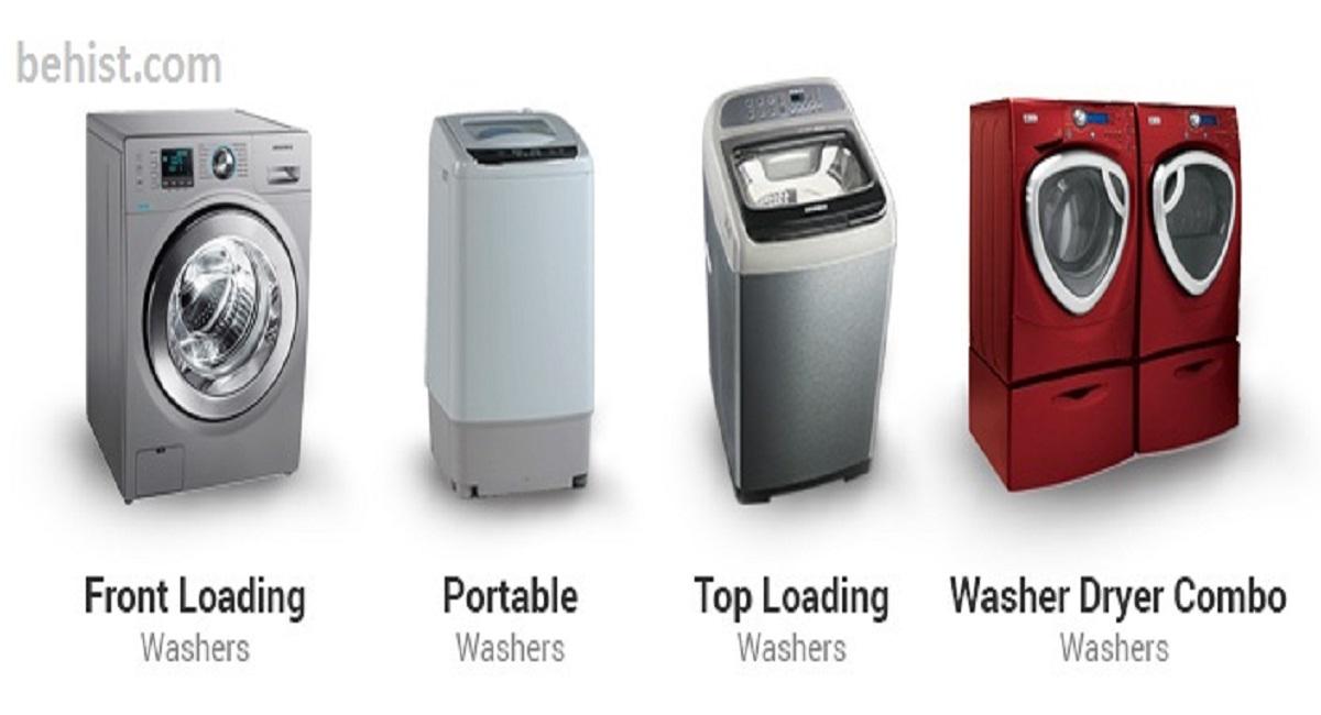 Behind the History of Washing Machine 1 Behind History