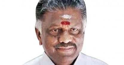 Behind the History of O. Panneerselvam   Personal Life   Political Career 8 Behind History