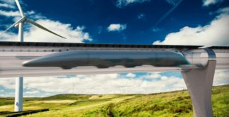 Hyperloop One to be Constructed in India 4 Behind History