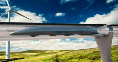 Hyperloop One to be Constructed in India 111 Behind History