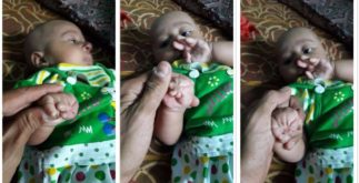 Help the Baby Barakkathunissa 4 Behind History