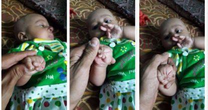 Help the Baby Barakkathunissa 6 Behind History