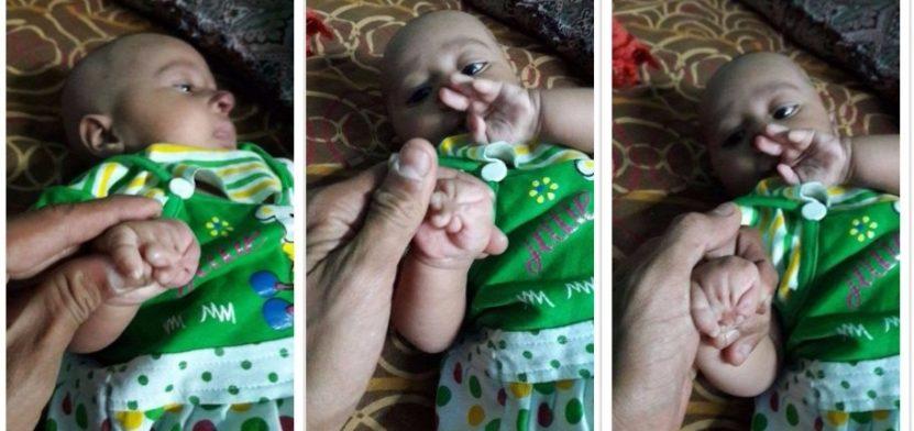 Help the Baby Barakkathunissa 1 Behind History