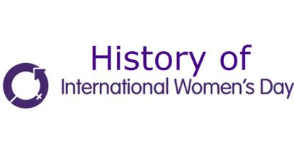 Behind the History of International Women's Day 109 Behind History
