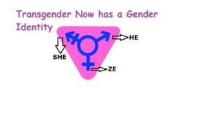 He, She, ZE | Transgender Has Gender Identity, Expression 6 Behind History