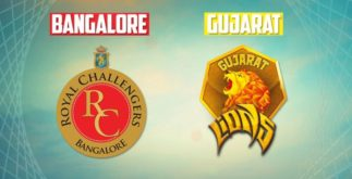Royal Challengers Bangalore vs Gujarat Lions | PREDICTIONS | EXPECTATIONS | POSSIBILITIES 3 Behind History