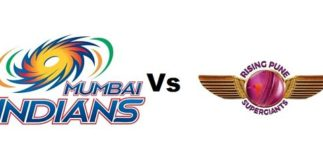 Mumbai Indians v Rising Pune Supergiant | PREDICTIONS | EXPECTATIONS | POSSIBILITIES 5 Behind History