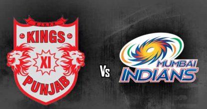 Mumbai Indians vs Kings XI Punjab   50th Match   Dream11 Team 10 Behind History
