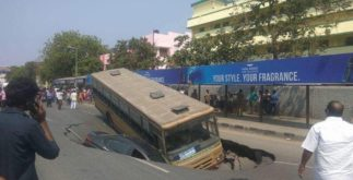 Road Caves in Chennai Mount Road | Near Church Park School & American Embassy 4 Behind History