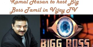 Kamal Hasan Host Big Boss in Tamil | Vijay TV Official Announcement 2 Behind History