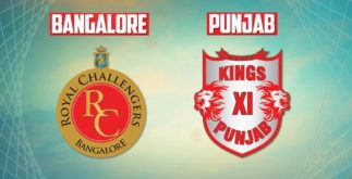 Royal Challengers Bangalore vs Kings XI Punjab | 8th Match | Dream11 Team 5 Behind History