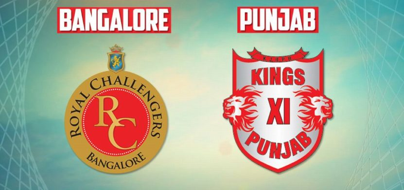 Royal Challengers Bangalore vs Kings XI Punjab | 8th Match | Dream11 Team 1 Behind History