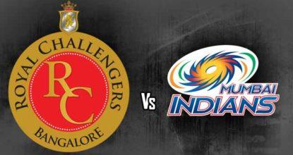 Royal Challengers Bangalore vs Mumbai Indians   31st Match   Dream11 Team 23 Behind History