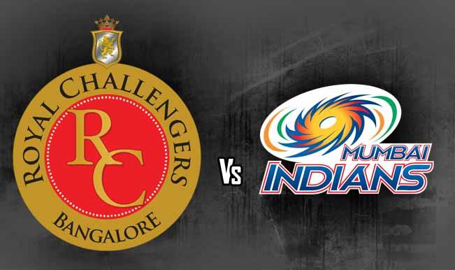 Mumbai Indians vs Royal Challengers Bangalore | 14th Match | Dream11 Team 1 Behind History