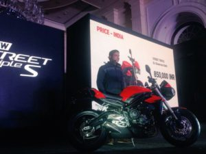 Triumph Street Triple S |Review and Analysis 2 Behind History