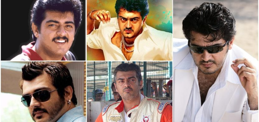 50 Awesome Facts about Thala Ajith | Everyone Should Read it 1 Behind History