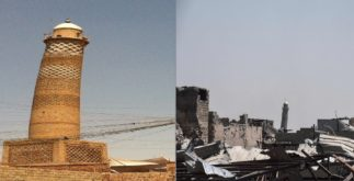 ISIS Demolishes 840 Years Old Al-Nuri Mosque | Battle of Mosul 3 Behind History