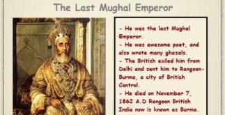 Behind the History of Bahadur Shah Zafar | Last Mughal Emperor 4 Behind History