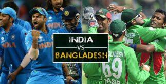 India vs Bangladesh | Final Match Playing 11 and Dream11 Team 2 Behind History