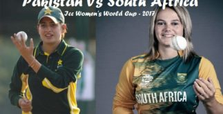 Pakistan-W vs South Africa - W   Predictions   Fantasy Cricket 4 Behind History