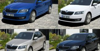 Skoda Launches Octavia Facelift   Price and Specs 2 Behind History
