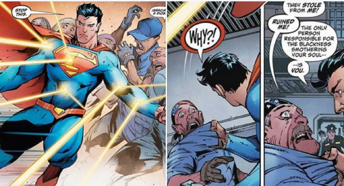 A New Villain for Superman | White Supremacist 1 Behind History
