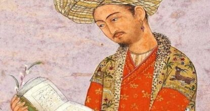 Behind the History of Zahir-ud-din Muhammad Babur | End of Lodi's Dynasty 96 Behind History