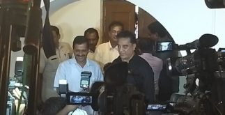 Arvind Kejrawal to Meet Kamal Hassan in Chennai 2 Behind History