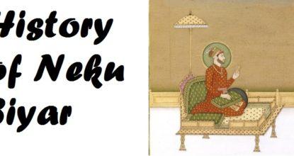 Behind the History of Neku Siyar 31 Behind History