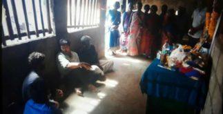 Actor Vijay Visits the House of Late Anitha | Expresses his Condolences 5 Behind History