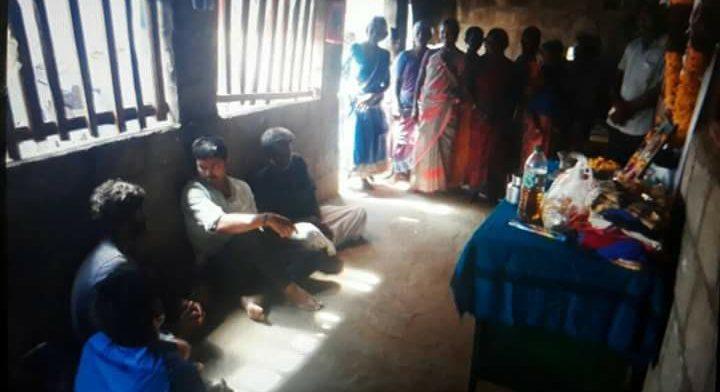 Actor Vijay Visits the House of Late Anitha | Expresses his Condolences 1 Behind History