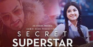 Secret Superstar Review| Zaira and Amir Khan Film 2 Behind History