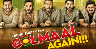 Golmaal Again Review| Experience of Fearing Comedy 5 Behind History
