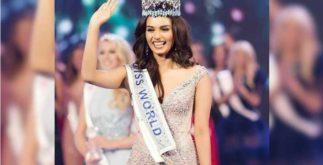 History of Manushi Chhillar   6th Indian Miss World 4 Behind History