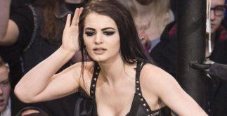 WWE Diva Paige Instagram Status | Topless Dance 2 Behind History
