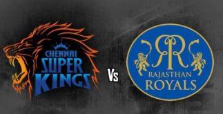 Chennai Super Kings vs Rajasthan Royals | 17th Match | Dream11 Team 3 Behind History