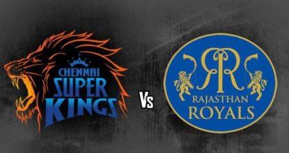 Rajasthan Royals vs Chennai Super Kings   43rd Match   Dream11 Team 15 Behind History