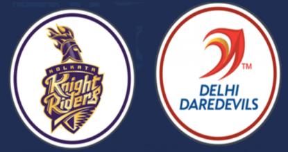 Delhi Daredevils vs Kolkata Knight Riders   26th Match   Dream11 Team 26 Behind History