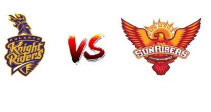 Sunrisers Hyderabad vs Kolkata Knight Riders   54th Match   Dream11 Team 6 Behind History
