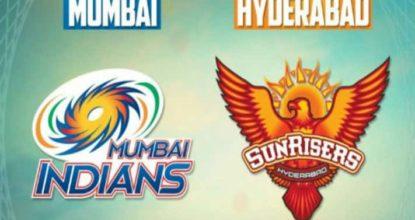Mumbai Indians vs Sunrisers Hyderabad   23rd Match   Dream11 Match 28 Behind History