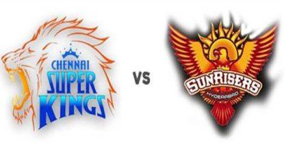 Chennai Super Kings vs Sunrisers Hyderabad   Final Match   Dream11 Team 1 Behind History