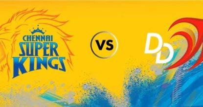 Delhi Daredevils vs Chennai Super Kings   52nd Match   Dream11 Team 8 Behind History