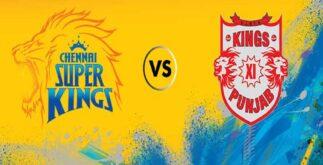 Kings XI Punjab vs Chennai Super Kings | 12th Match | Dream11 Team 2 Behind History
