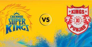 Chennai Super Kings vs Kings XI Punjab | 56th Match | Dream11 Team 2 Behind History