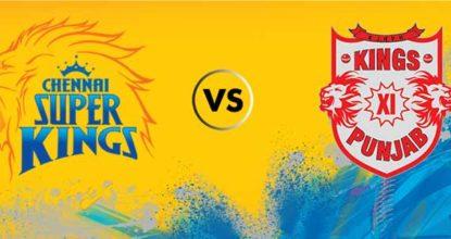 Chennai Super Kings vs Kings XI Punjab   56th Match   Dream11 Team 4 Behind History