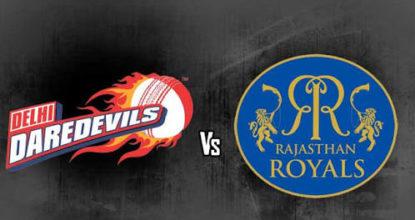 Rajasthan Royals vs Delhi Daredevils   6th Match   Dream11 Team 38 Behind History