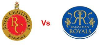 Rajasthan Royals vs Royal Challengers Bangalore | 53rd Match | Dream11 Team 1 Behind History