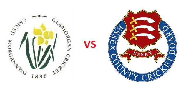 Glamorgan vs Essex   South Group Match   Dream11 Team 1 Behind History