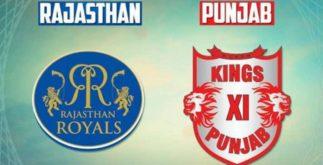 Kings XI Punjab vs Rajasthan Royals | 38th Match | Dream11 Team 3 Behind History